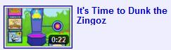 Dunk the Zingoz Game
