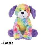 Webkinz Tie Dye Puppy September 2010 New Releases