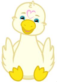 Webkinz Fabled Goose