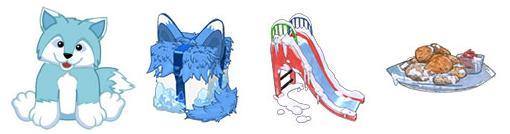 Webkinz Glacial Fox