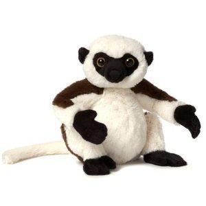 Webkinz Sifaka Lemur