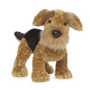Webkinz Airedale Terrier HM628