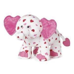 Webkinz Eluvant Valentines Elephant